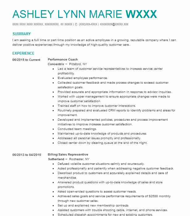 Wrestling Coach Resume Sample Coach Resumes LiveCareer