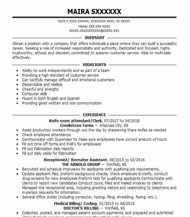 medical billing sample resume - Ozilalmanoof - Medical Claims And Billing Specialist Sample Resume