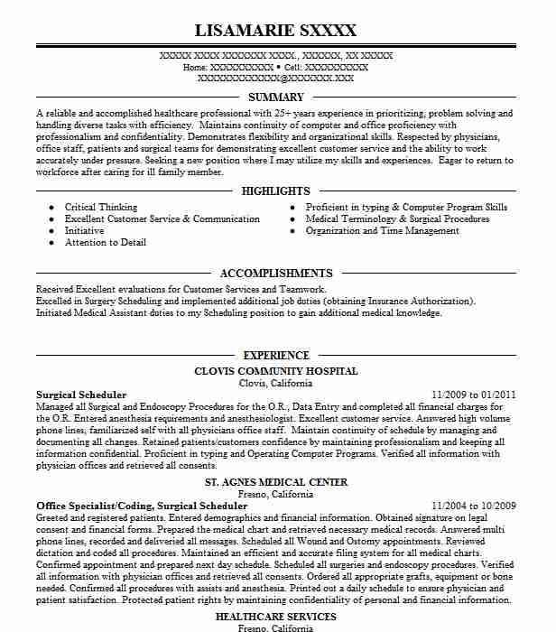 Assistant Funeral Director Resume Example (Stuart Mortuary - morgue attendant sample resume