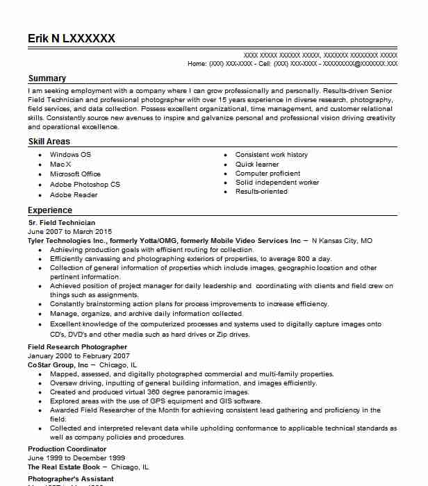 Best Ultrasound Technician Resume Example LiveCareer - ultrasound tech resume