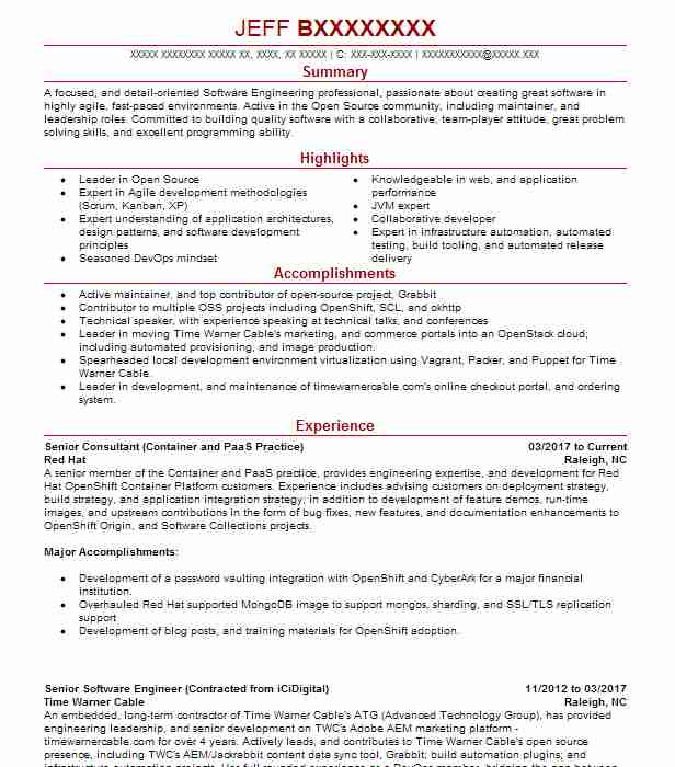 Experienced Mechanical Engineer Resume Sample LiveCareer - Mechanical Engineering Resume