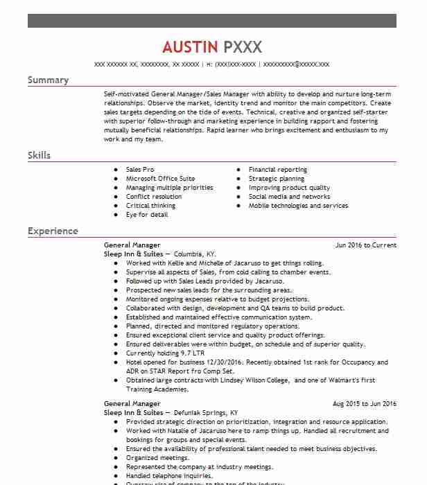 general labor resume - Trisamoorddiner