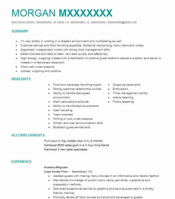 1317 Fishing And Fisheries Resume Examples Natural Resources And