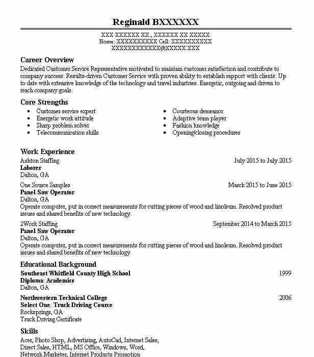 Geology Resume Sample Geology Resumes LiveCareer
