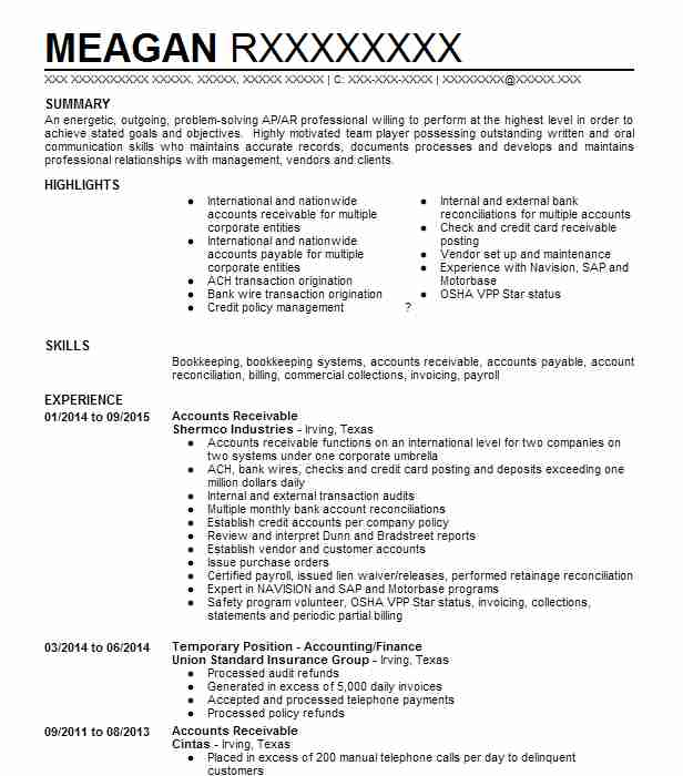 Debt Collector Resume Sample Collector Resumes LiveCareer - collections resume