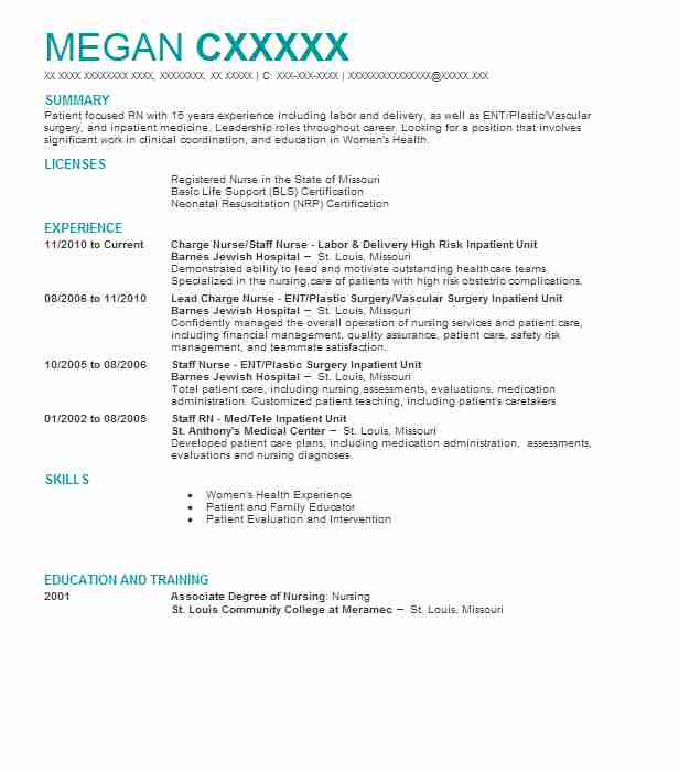 sample labor and delivery nurse resume - Ozilalmanoof - sample labor and delivery nurse resume
