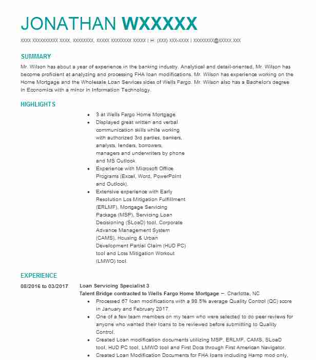 842 Financial Management Resume Examples in North Carolina LiveCareer