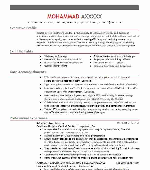 Front Desk Medical Receptionist Resume Sample LiveCareer - Clinic Receptionist Sample Resume