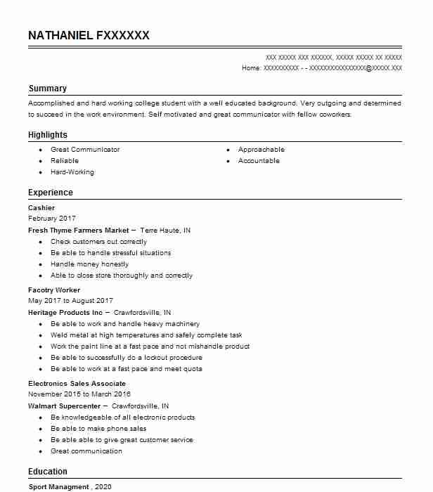 Utility Worker Resume Sample Worker Resumes LiveCareer