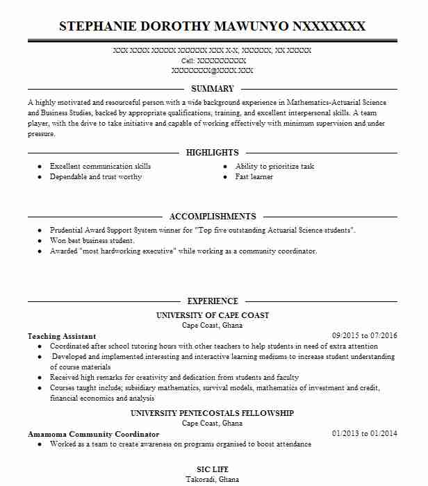 Actuary Trainee Cover Letter Actuarial Cover Letters Matchboardco