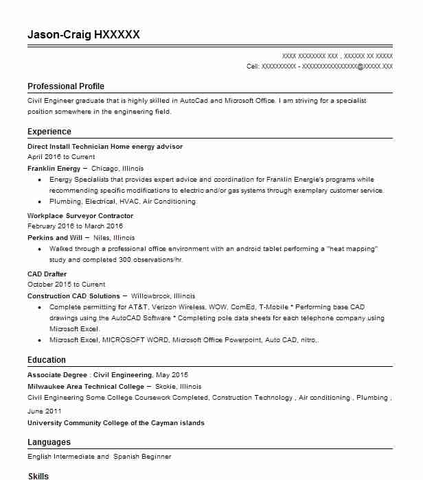 Surveyor Resume Sample Surveyor Resumes LiveCareer - surveying engineer sample resume