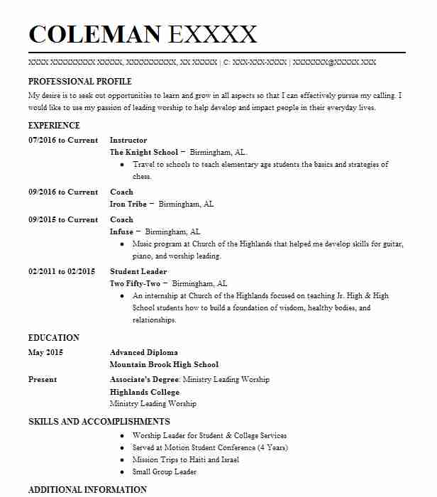 5566 Dancers And Choreographers Resume Examples Performing Arts - Choreographer Sample Resume