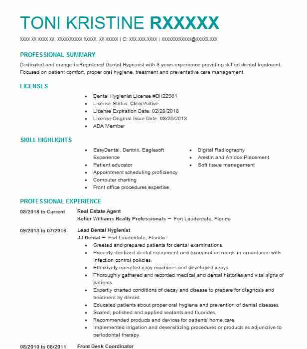 Real Estate Agent Resume Sample Agent Resumes LiveCareer