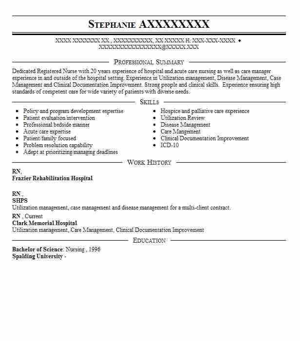 Utilization Management Nurse Sample Resume kicksneakers - utilization management nurse sample resume