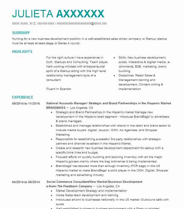 Best Training And Development Resume Example LiveCareer - training resume