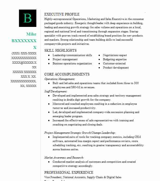124 Food Processing Resume Examples in Louisiana LiveCareer