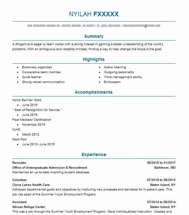 Supervisor Resume Example (Bexar County Pretrial Services) - San - Pretrial Officer Sample Resume