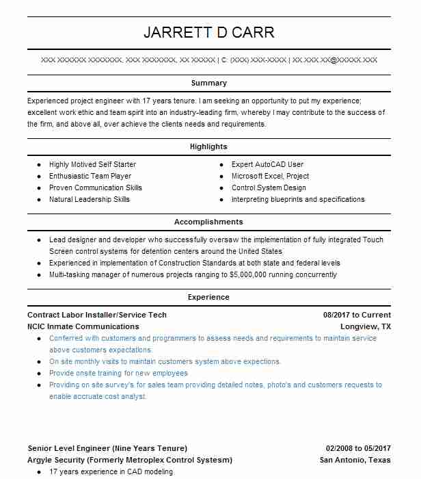 Entry Level Resume Sample Entry Level Resumes LiveCareer - Drafter Resume Sample