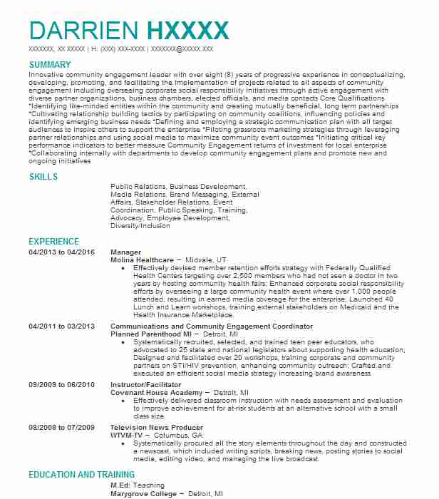 Video Producer Resume Sample Art Resumes LiveCareer - video production resume samples