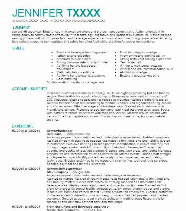 resume summary of experience - Ozilalmanoof - experience summary resume