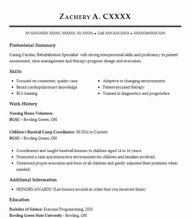 Nursing Home Volunteer Resume Sample Volunteer Resumes LiveCareer