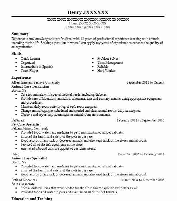 Aquarium Worker Sample Resume Custom Lined Writing Paper Custom