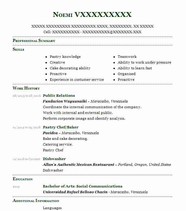 Best Public Relations Resume Example LiveCareer