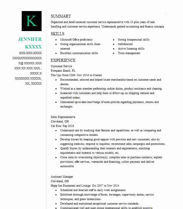 Case Administrator Resume Example (United States Bankruptcy Court