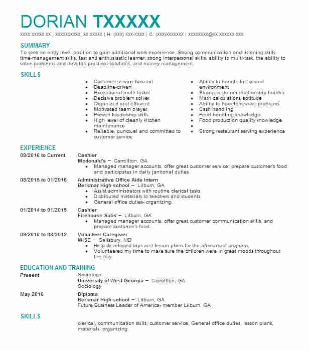 10746 Clinical Psychology Resume Examples Psychology Resumes