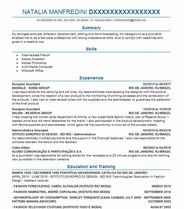 Videographer Editor Resume Sample Editor Resumes LiveCareer