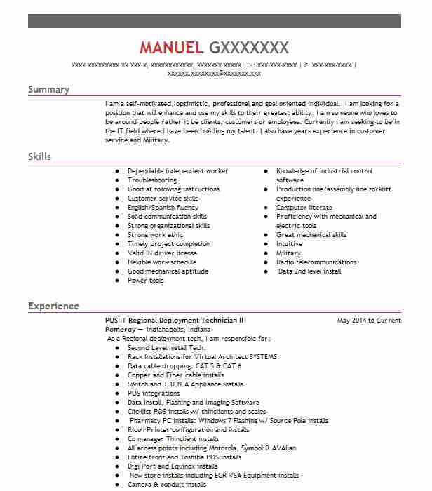 Shipping/Receiving Resume Example (Menards) - Louisville, Kentucky - shipping and receiving resume