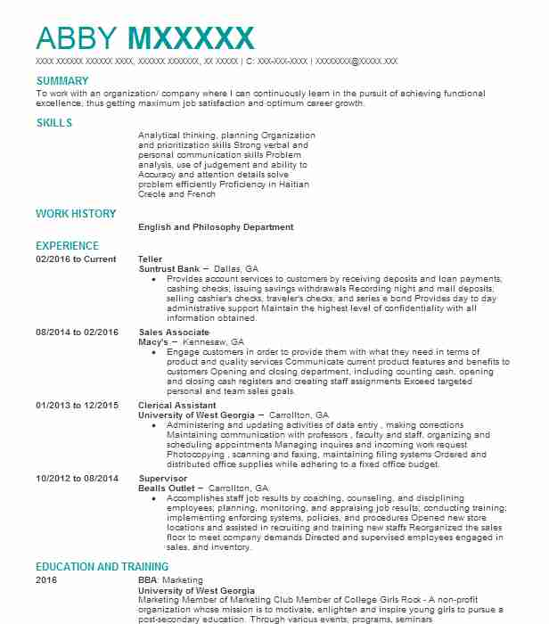 Eye-Grabbing Clerical Resumes Samples LiveCareer - Clerical Resume Samples
