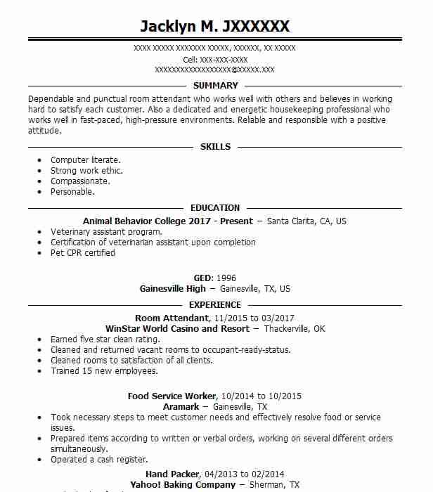 4260 Animal Science Resume Examples Veterinary Resumes LiveCareer - agriculture scientist resume