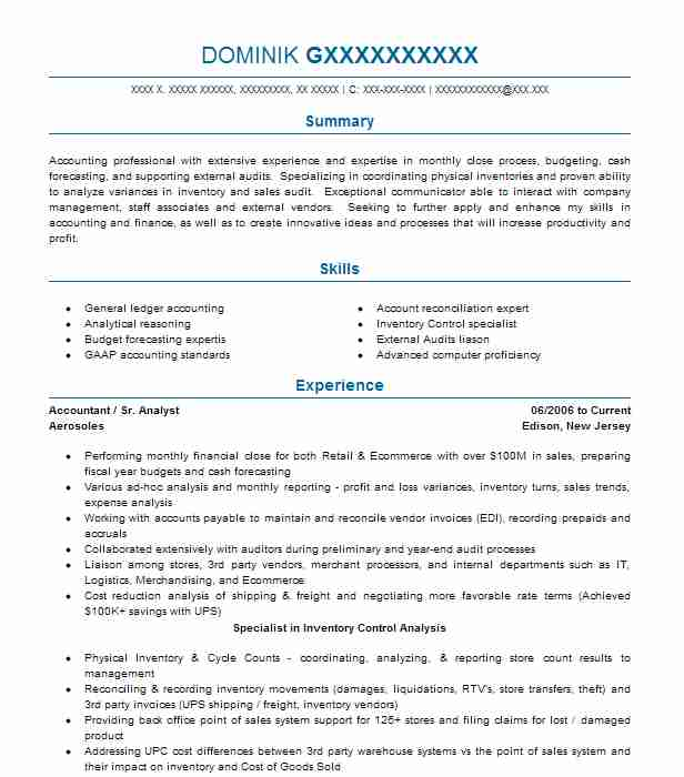 Best Auditor Resume Example LiveCareer - loan auditor sample resume