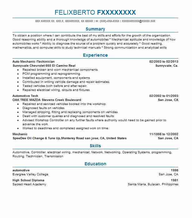 Millwright Resume Resume Sample Millwright Damn Good Resume Guide - millwright resume example