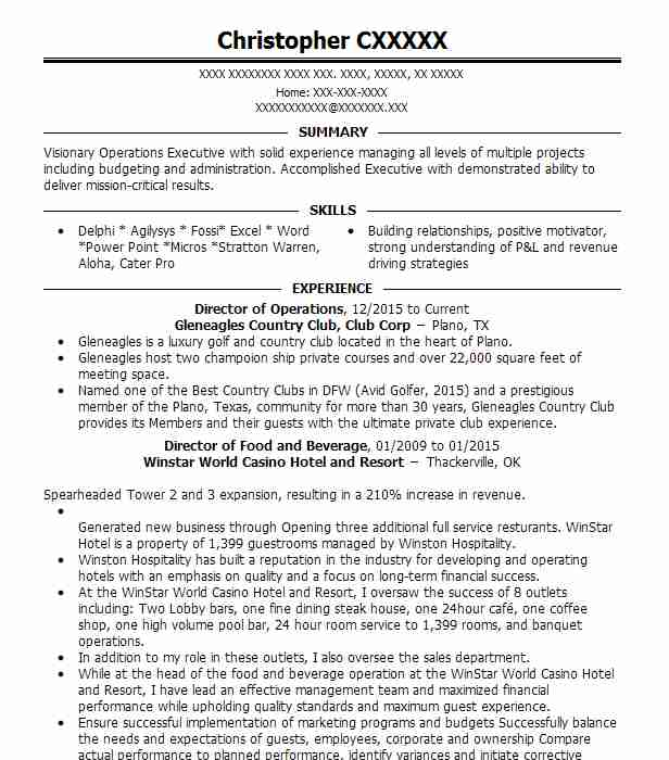 Beverage Cart Attendant Resume Sample Attendant Resumes LiveCareer - Food And Beverage Attendant Sample Resume
