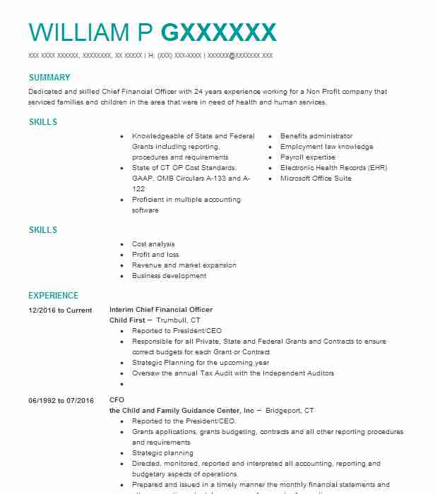 Non Profit Controller Resume Sample Controller Resumes LiveCareer