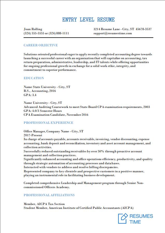 sales resume summary samples