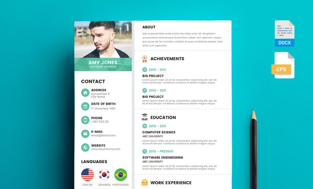 18+ free resume templates 2018 Resummme - best free resume template