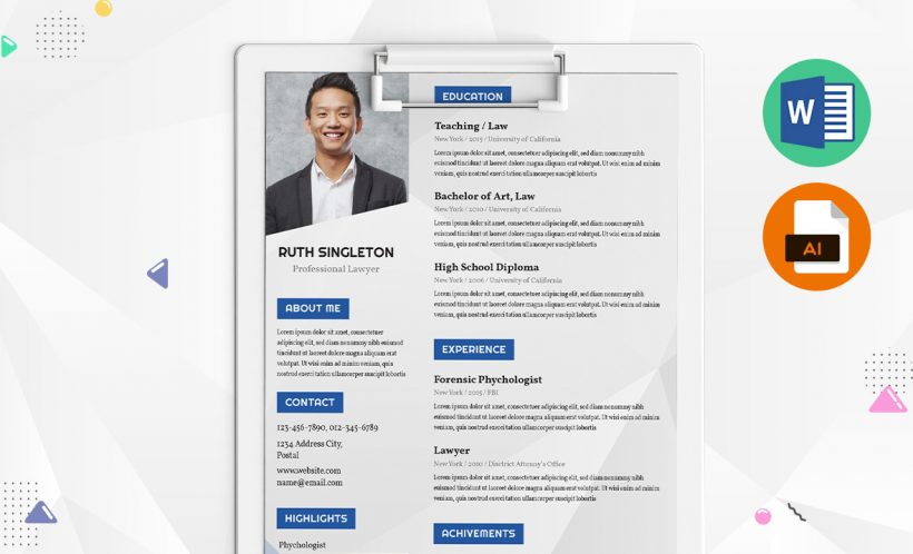 resume template docx Archives Resummme - resume template docx