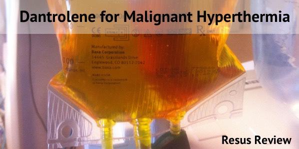 Dantrolene-Malignant-Hyperthermia-Featured-Image