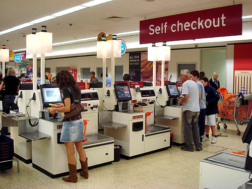Self-serve checkout stations Specialty Retailing Pinterest - pharmacy tech resume