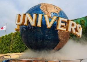 Universal Studios 2016