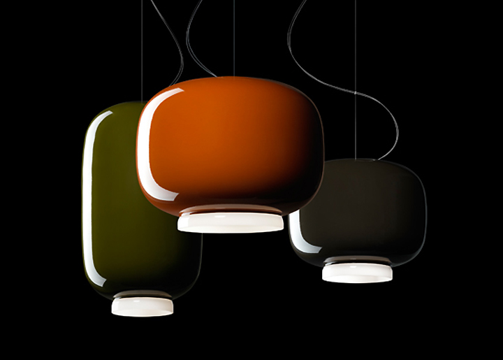 Brilliant Lampen Chouchin By Ionna Vautrin For Foscarini » Retail Design Blog