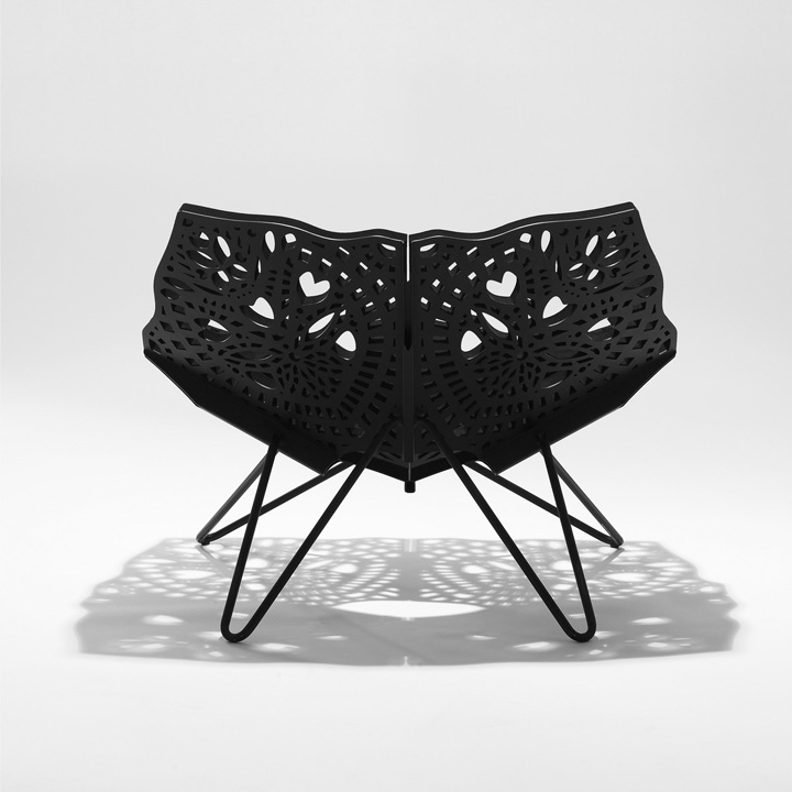 Sessel Danish Design » Prince Chair By Louise Campbell For Hay