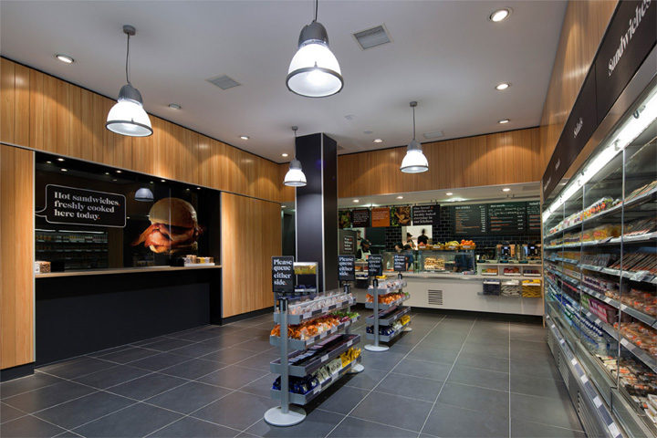 Kitchen Company » Sainsbury's Fresh Kitchen Branding & Store Design By ...