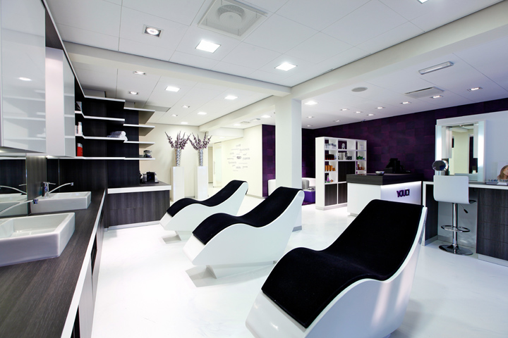 Youd Beauty Center Concept By All In Living Rotterdam
