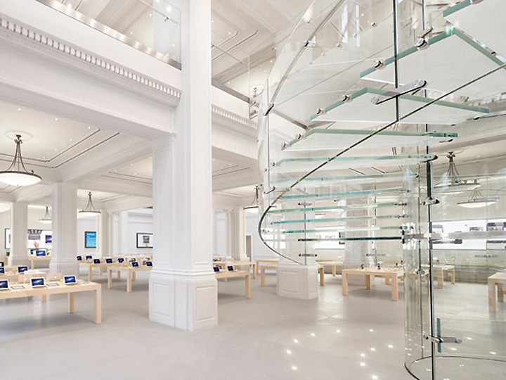 Store Amsterdam Apple Store, Amsterdam » Retail Design Blog