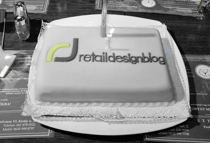 retail design blog first anniversary