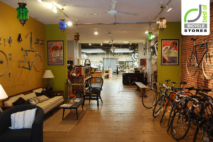 Bicycle Stores 718 Cyclery Brooklyn - Cycle Shop